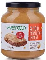 Wefood %100 Fıstık Ezmesi 300 gr