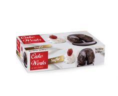 Dondurulmuş Cake Works Çikolatalı Suffle 2li Paket 100 gr