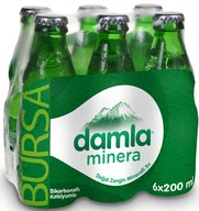 Damla Minera Sade 6x200 ml