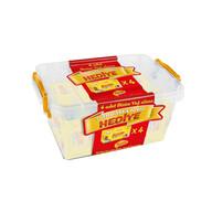 Bizim Yağ Paket Margarin Saklama Kabı Hediyeli (4 adet 250 g Bizim Yağ içerir)