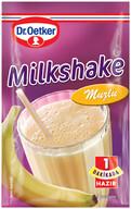 Dr. Oetker Muzlu Milkshake 25 gr