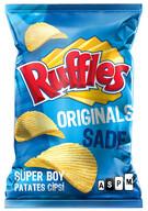 Ruffles Original Süper 107 gr