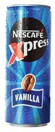 Nescafe Xpress Vanilya 250 ml