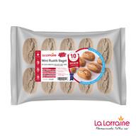 Dondurulmuş La Lorraine Mini Rustik Baget Ekmek 10'lu