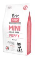 Brit Care Mini Tahılsız Kuzu Etli Yavru Köpek Maması 2 kg