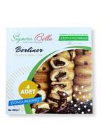 Dondurulmuş Signora Bella Çikolatalı Berliner 400 gr