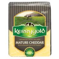 Kerrygold Tam Yağlı Cheddar 200 gr