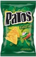 Patos Baharat Aroma Çeşnili Mısır Cipsi 125 gr