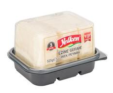 Yelken Ezine İnek Peyniri Gurme 3 Dilim 525 gr