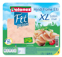 Polonez Fit Yaşam Hindi Füme 150 gr