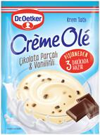 Dr. Oetker Creme Olé Çikolata Parçalı Vanilinli Krem Tatlı 109 gr