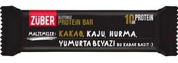Züber Glutensiz Kakaolu Protein Bar 35 gr