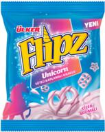Ülker Flipz Unicorn Sütlü Kaplamalı Kraker 60 gr