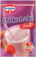 Dr. Oetker Çilekli Milkshake 26 gr