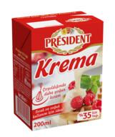 President Krema 200 ml
