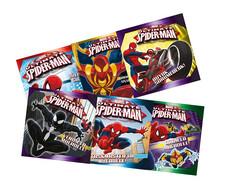 Marvel Spiderman Hikaye Seti 6 Kitap