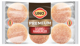 Uno Büyük Susamlı Hamburger