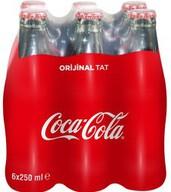 Coca-Cola 6x250 ml Cam