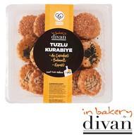 Ay Çekirdekli & Baharatlı & Tuzlu Kurabiye 260 gr-In Bakery by Divan