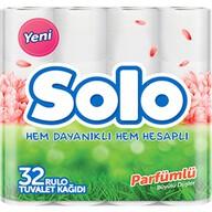 Solo Tuvalet Kağıdı 32'li Parfümlü