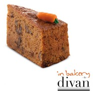 Havuçlu Kek 2 Dilim- In Bakery by Divan