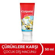 Colgate Minions Çocuk Diş Macunu 50 ml
