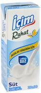 İçim Rahat Laktozsuz Süt 200 ml