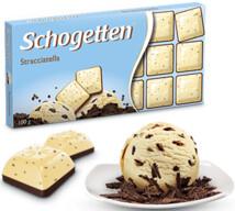 Schogetten Stracciatella Dondurma Tadında Çikolata 100 gr