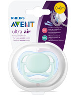 Philips Avent Ultra Air Tekli Emzik - Mavi