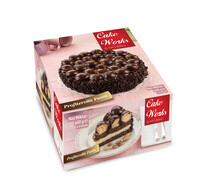 Dondurulmuş Cake Works Profiterollü Pasta 600 gr