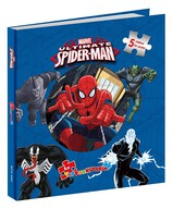 Marvel-Ultimate Spider-Man İlk Yapboz Kitabım
