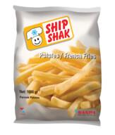 Dondurulmuş Ship Shak Patates 1000 gr