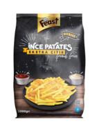 Dondurulmuş Feast 7x7 Parmak Patates 1 kg