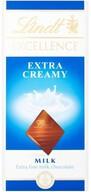 Lindt Excellence Extra Creamy Milk Çikolata 100 gr