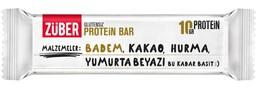 Züber Glutensiz Bademli Protein Bar 35 gr