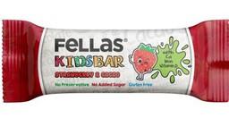 Fellas Kids Meyve Bar Çilek ve Kakaolu 28 gr