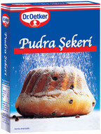 Dr. Oetker Pudra Şekeri 250 gr