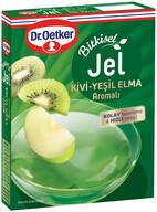 Dr. Oetker Bitkisel Kivi ve Yeşil Elma Aromalı Jel 100 gr