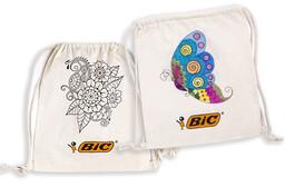 Bic Boyanabilir Kumaş Çanta