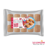 Dondurulmuş La Lorraine Mini Ciabatta Ekmek 10'lu