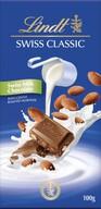 Lindt Swiss Milk Whole Almond 100 gr