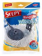 Stepy Ringstar Döner Başlıklı Yedek Mop