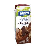 Alpro Çikolatalı Soya İçeceği 250 ml