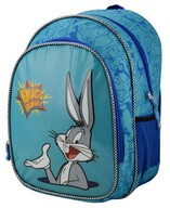 Looney Mavi Tek Bölmeli İlkokul Çantası