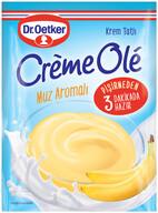 Dr. Oetker Creme Olé Muzlu Krem Tatlı 110 gr
