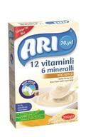 Arı 12 Vitaminli 6 Mineralli Keçi Sütlü Pirinçli 200 gr