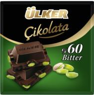 Ülker Fıstıklı Bitter Çikolata 70 gr