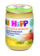 Hipp Organik Üzümlü Elmalı Pirinçli Meyve Püresi 190 gr