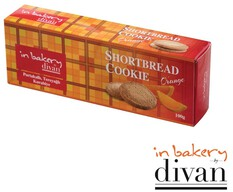 Scottish Short Bread Portakallı 100 gr In Bakery by Divan