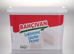 Bahçıvan Laktozsuz Süzme Peynir 500 gr